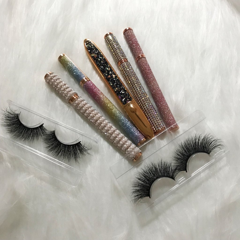 25mm lashes wholesale, false mink lashes