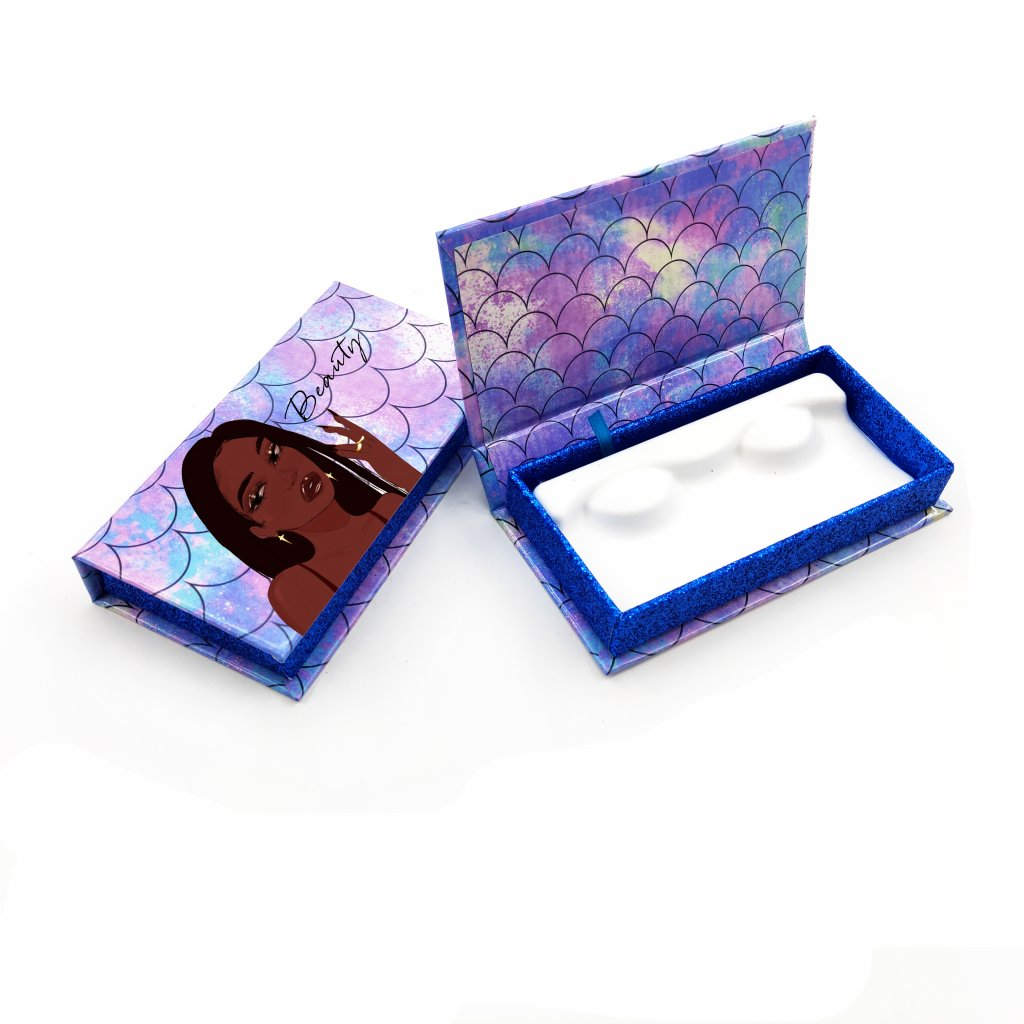 eyelash packaging Private Label box