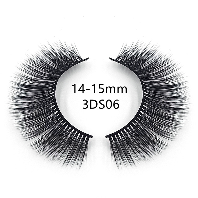 silk lashes vs synthetic