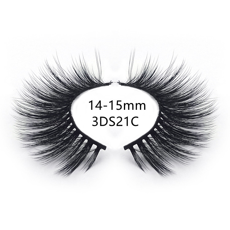 individual flare faux mink lashes