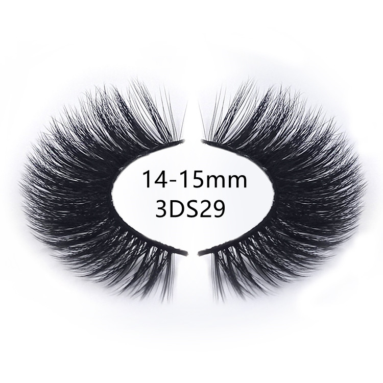 real silk  strip lashes