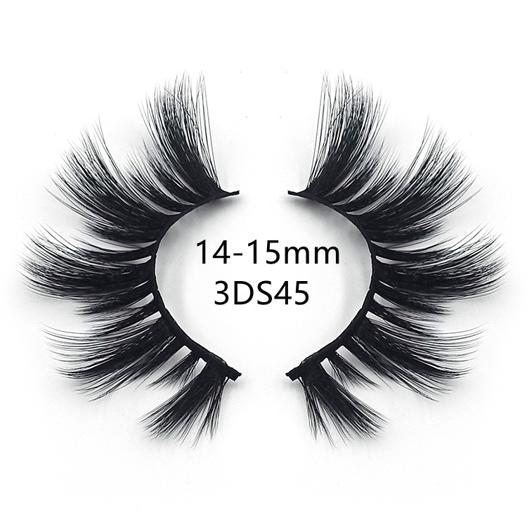 most natural silk false eyelash