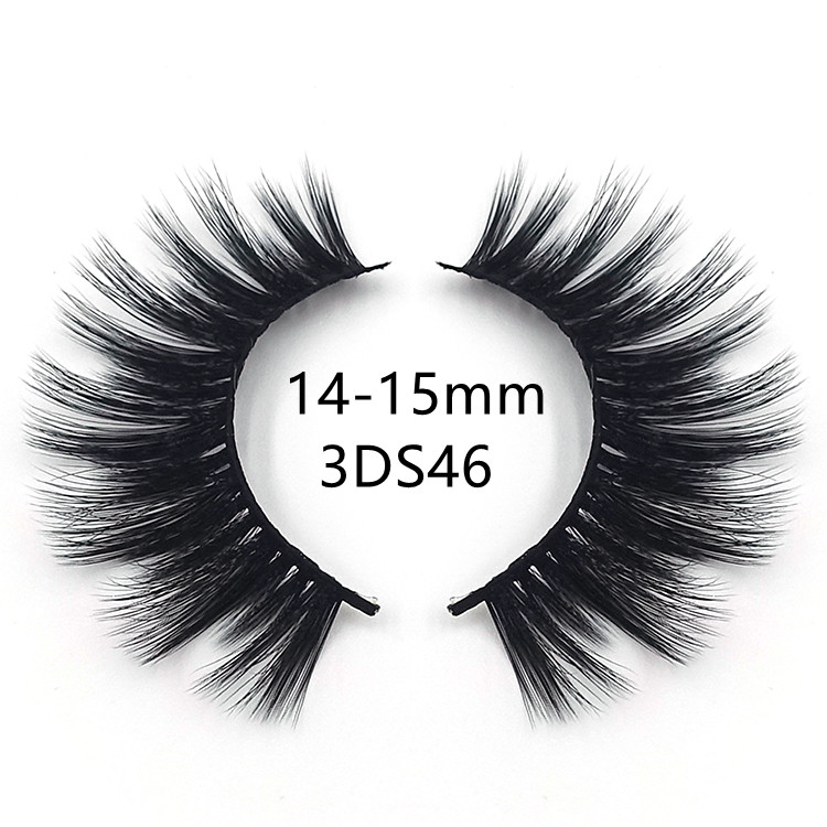 private label silk false eyelashes