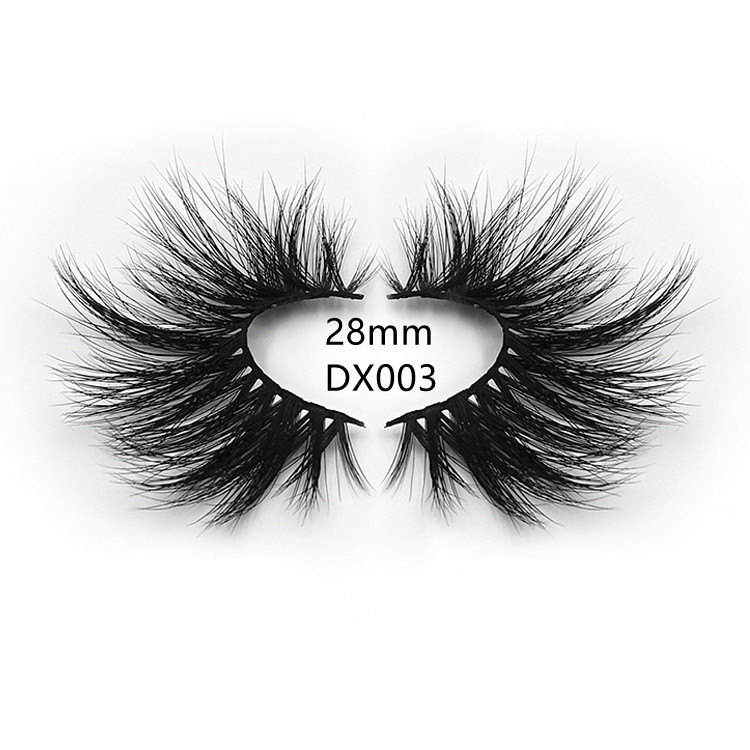 28mm mink lashes individual