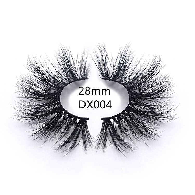 28mm false eyelashes wholesale