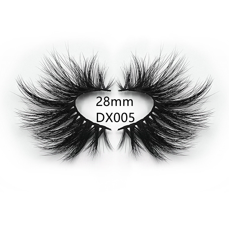 28mm wispy lashes mink