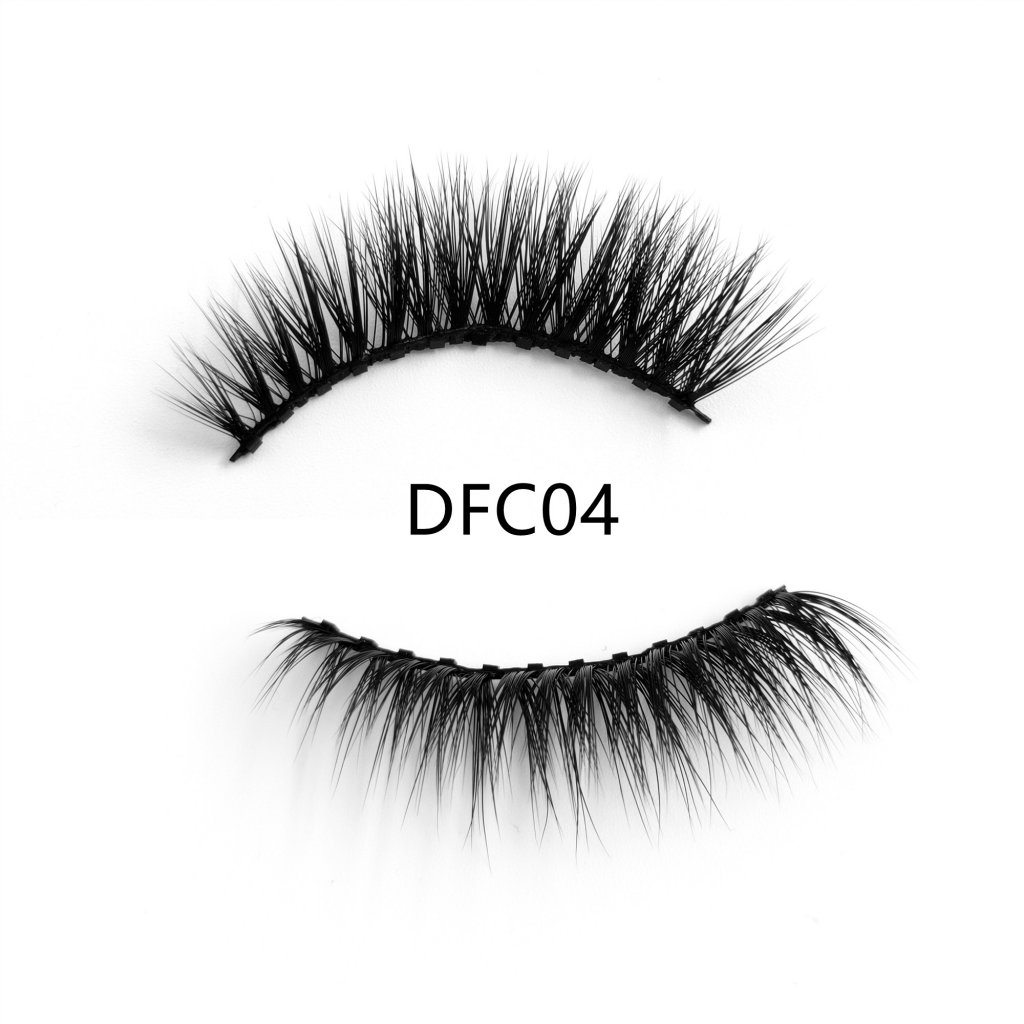 New reusable magnetic lashes