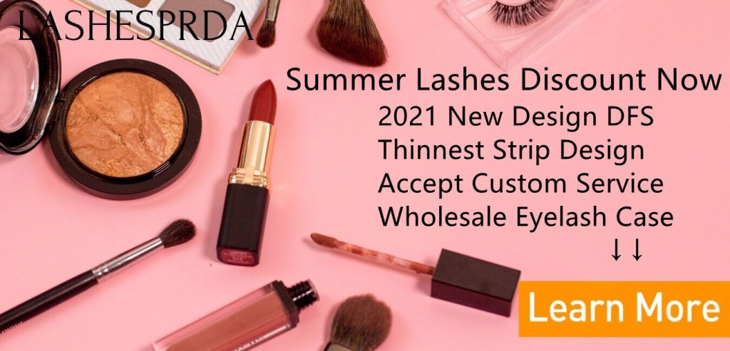 Summer lashes for all day