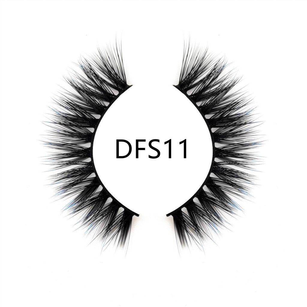 faux mink lashes individual