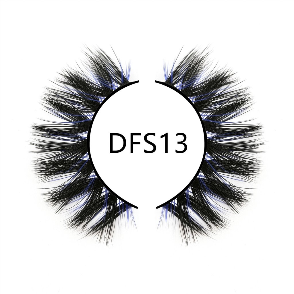 real faux mink strip lashes