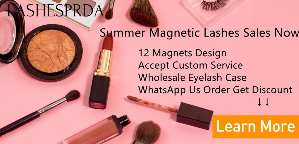 most popular 12 magnets magnetic lashes