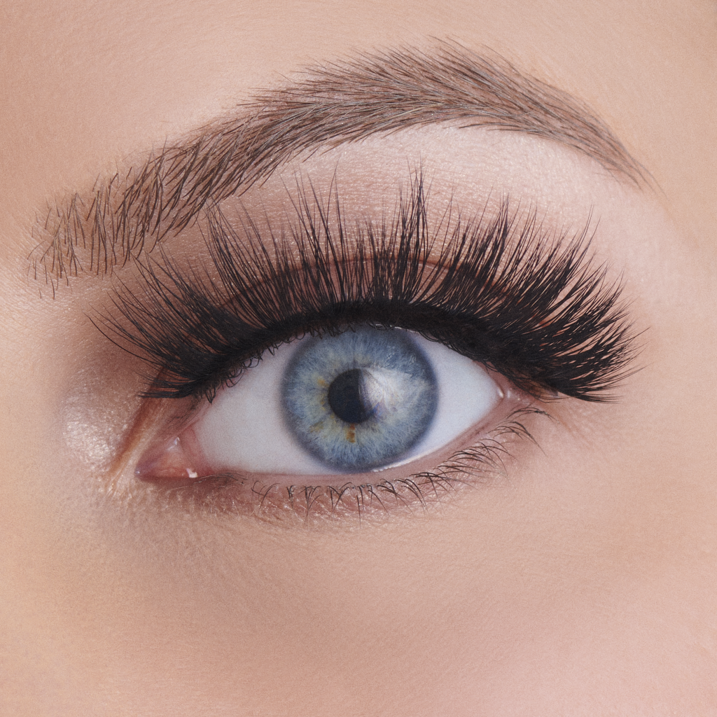 3D natural looking mink lashes wholesale