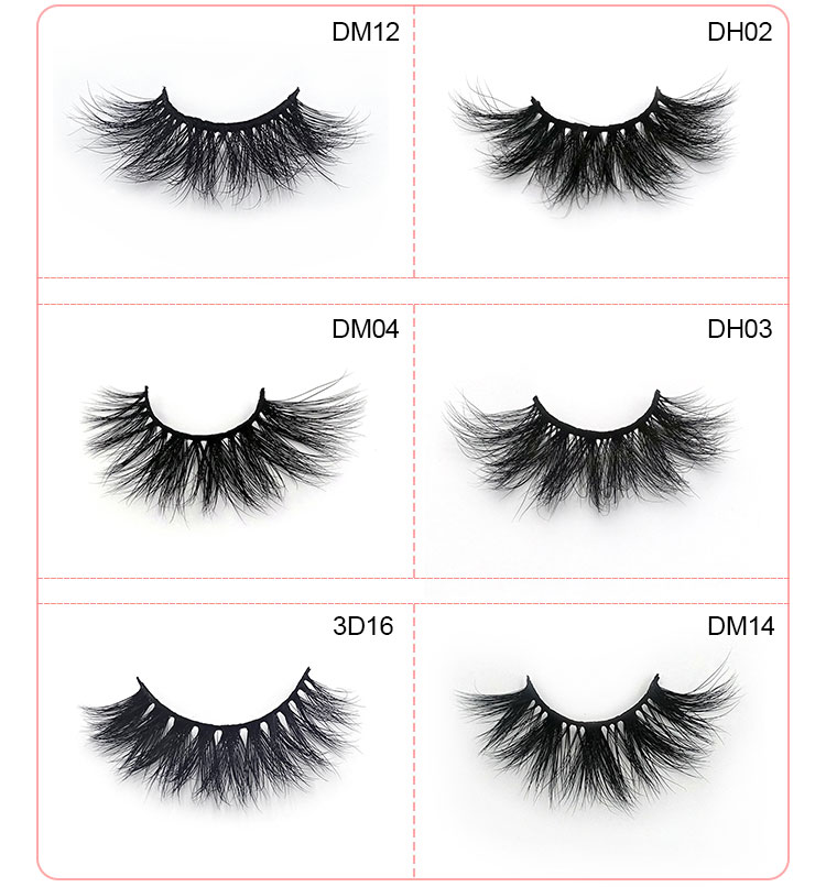 us best sell mink lashes