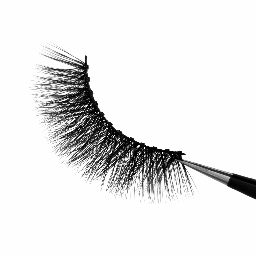 Cruelty free 3d mink magnetic lashes wholesale